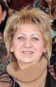 Шаронова М И